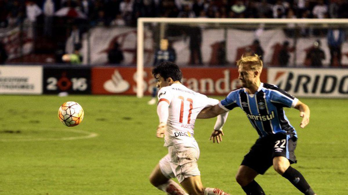 Llega encendido a la Copa América Centenario: Edson Puch anotó en triunfo de LDU
