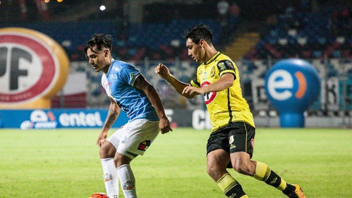 Empate entre Antofagasta y San Luis permite que ambos se mantengan en Primera División