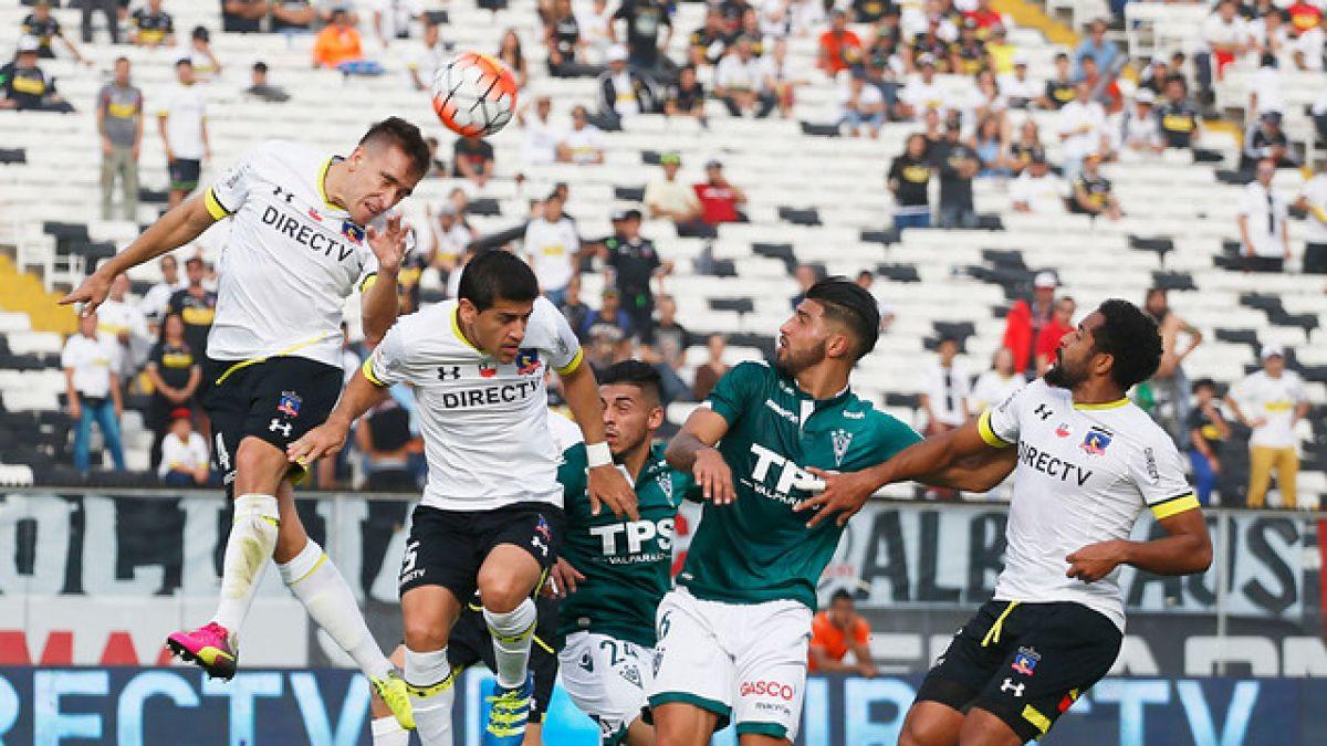[En Vivo por Tele 13 Radio] Colo Colo venció en la agonía a Wanderers en el Monumental
