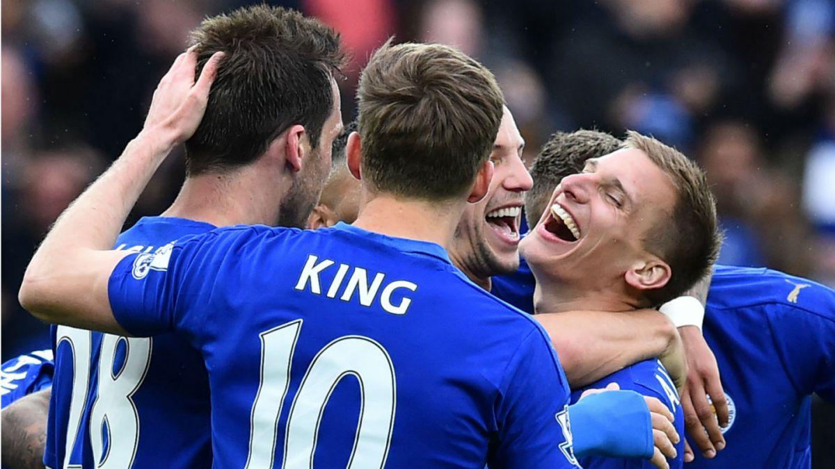 Leicester se une a la historia de otros inesperados campeones en las ligas de Europa