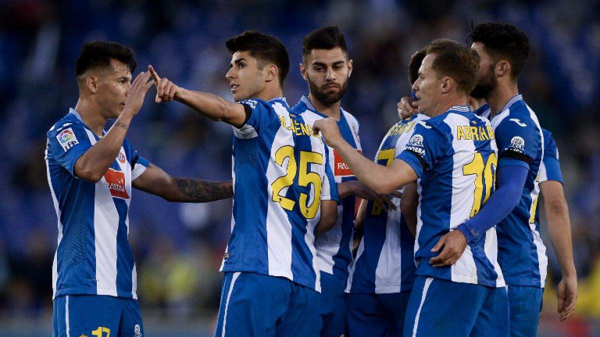 Enzo Roco dijo presente en importante triunfo de Espanyol sobre Sevilla