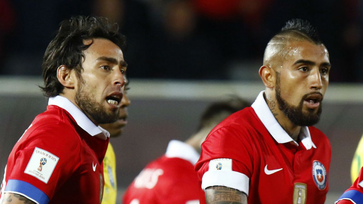 Vidal y prenómina de La Roja: Estoy un poco triste porque falta Jorge Valdivia