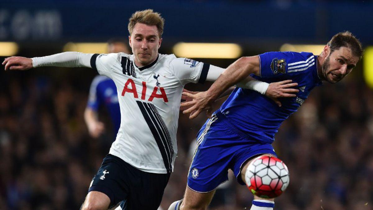 [Minuto a Minuto] Tottenham empatacon Chelsea y con esto Leicester se corona campeón