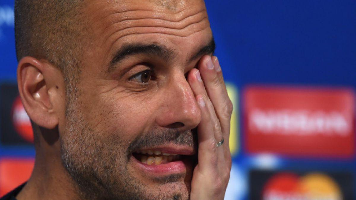 La pregunta que molestó a Josep Guardiola