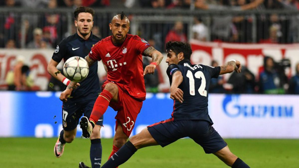 Presidente del Atlético de Madrid responde a Vidal: ¿Feo nuestro fútbol? Jugamos a ganar