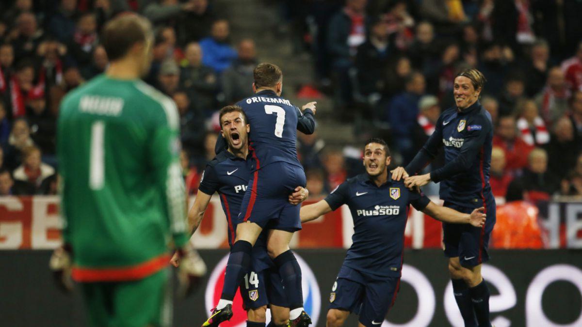 Bayern de Vidal fuera de la final de Champions pese a derrotar a Atlético de Madrid