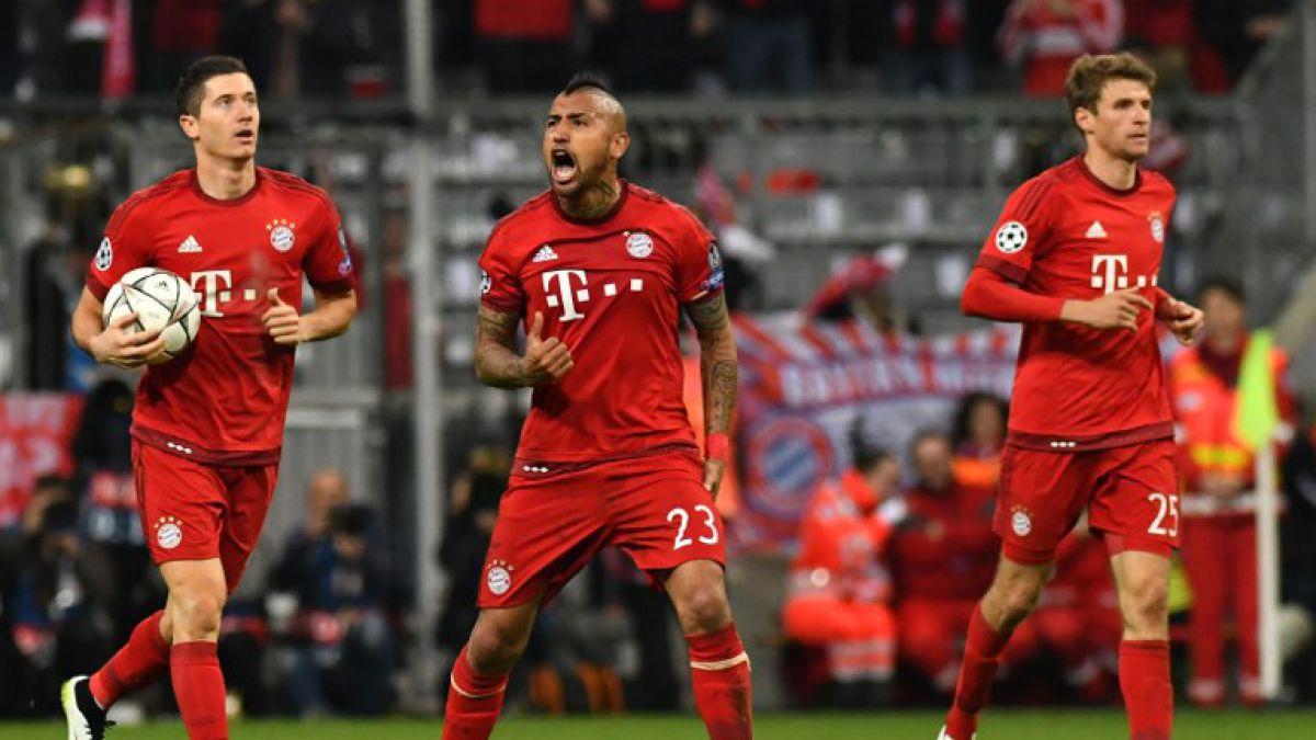 La rabia de Vidal tras eliminación: Van a soñar con nosotros, nunca tuvieron la pelota