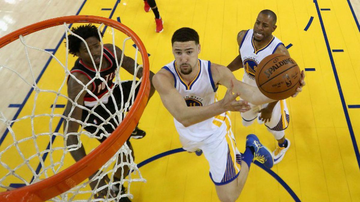 Warriors triunfan y dejan las serie 2-0 en la semifinal de la Conferencia Oeste de la NBA