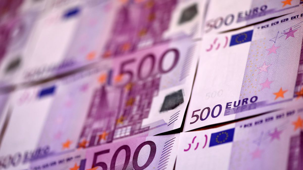 El Banco Central Europeo suspenderá la emisión de billetes de 500 euros