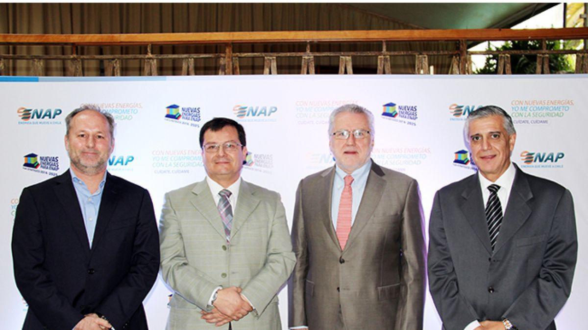 ENAP desarrolla Plenario de Seguridad encabezado por ministro Pacheco