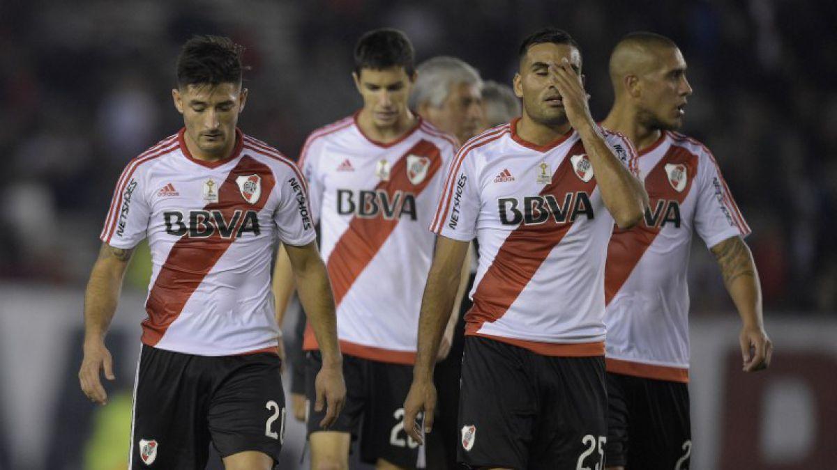 River no puede revertir su llave ante I. del Valle y queda eliminado de la Libertadores