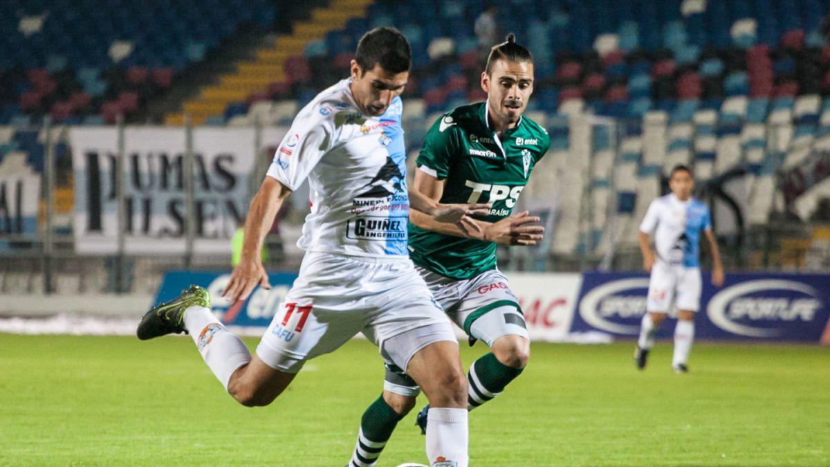 Antofagasta y Wanderers no se hicieron daño en inicio de la Liguilla