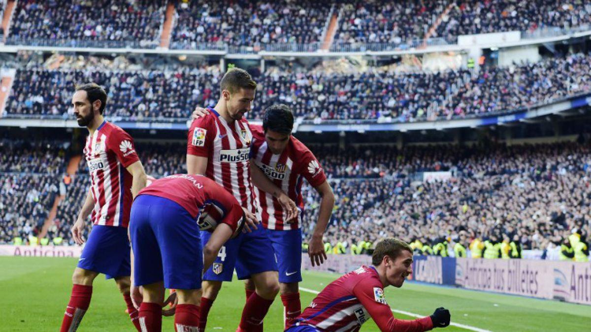Ilusión colchonera: Atlético de Madrid no ha perdido con Real Madrid esta temporada