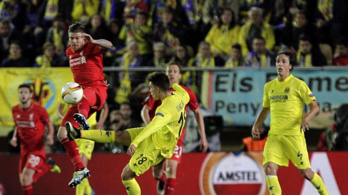Liverpool va por la remontada ante Villarreal en semis de la Europa League