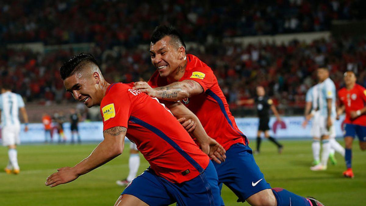 """""""La Roja"""" se mantuvo en el 3° lugar del ranking FIFA de cara a Copa América Centenario"""