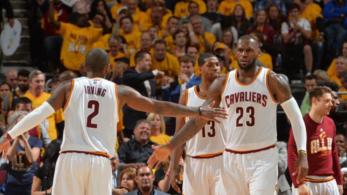 Cleveland Cavaliers saca ventajas ante Atlanta Hawks y logra récord de triples