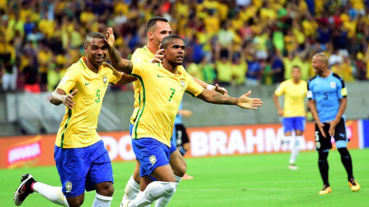 Brasil hace oficial su lista de 23 convocados para la Copa América Centenario