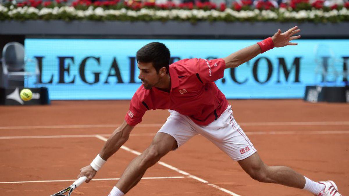 Murray y Djokovic acceden a los cuartos de final del Masters 1000 de Madrid