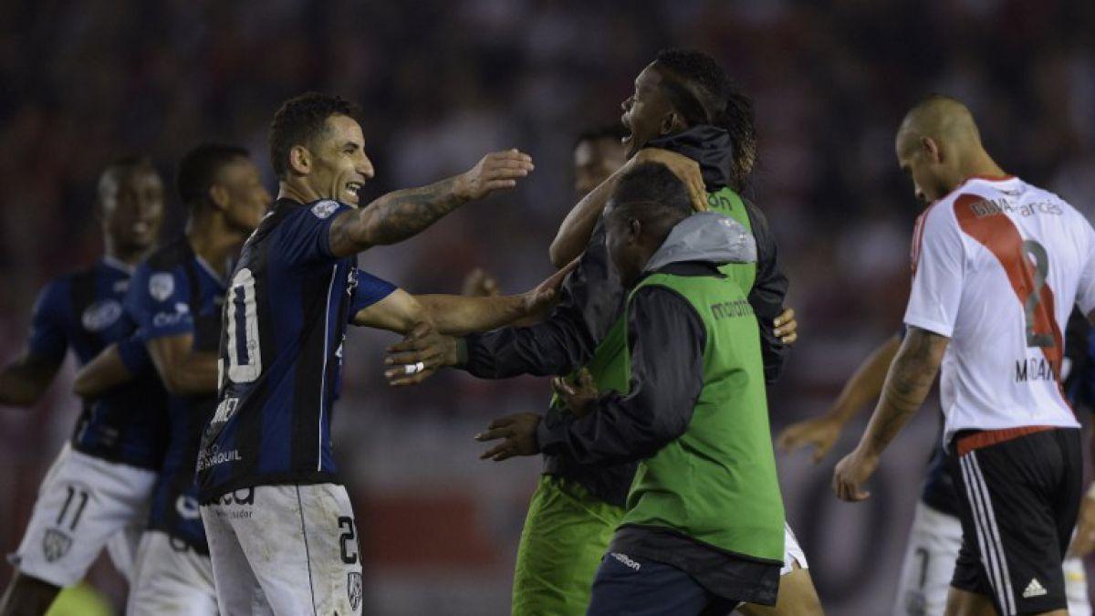 El equipo con más suerte en la Copa Libertadores 2016