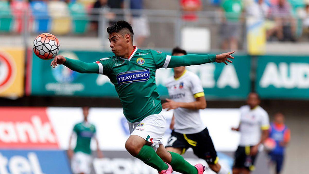 """Felipe Mora y su futuro: """"Me atrae la opción de jugar por la U"""""""