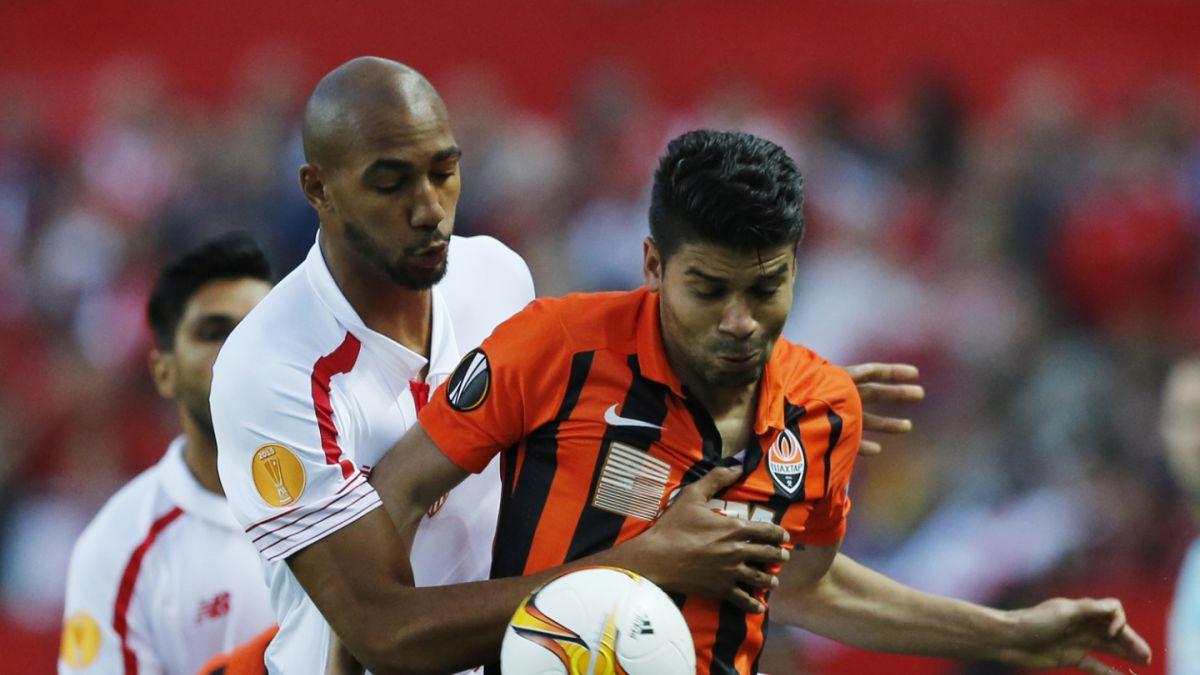 [GOL A GOL] Europa League: Sevilla vence al Shakhtar por Europa League
