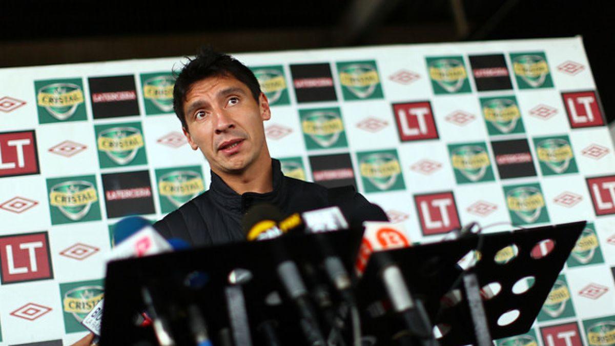 Ex jugador de Colo Colo entre los candidatos para asumir el cargo de gerente deportivo