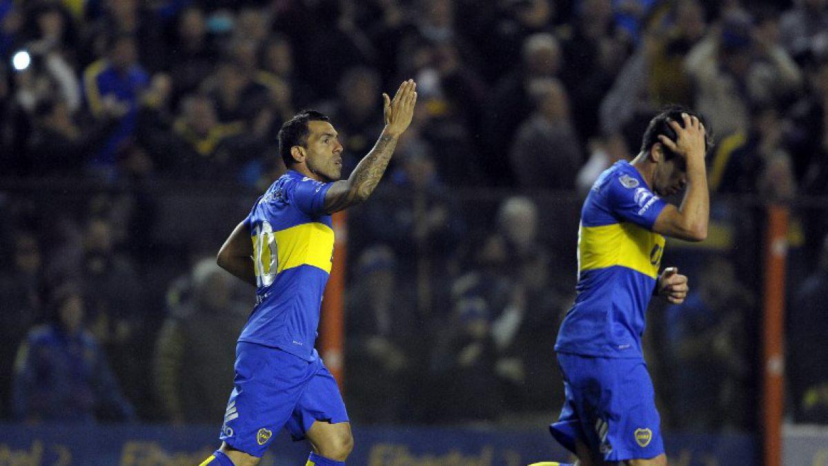 Copa Libertadores: Boca Juniors se impone de local ante Cerro Porteño y avanza de ronda