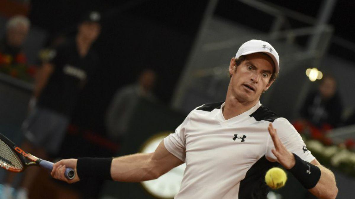 Murray pasa a semis y sueña con defender su título en el Masters 1000 de Madrid