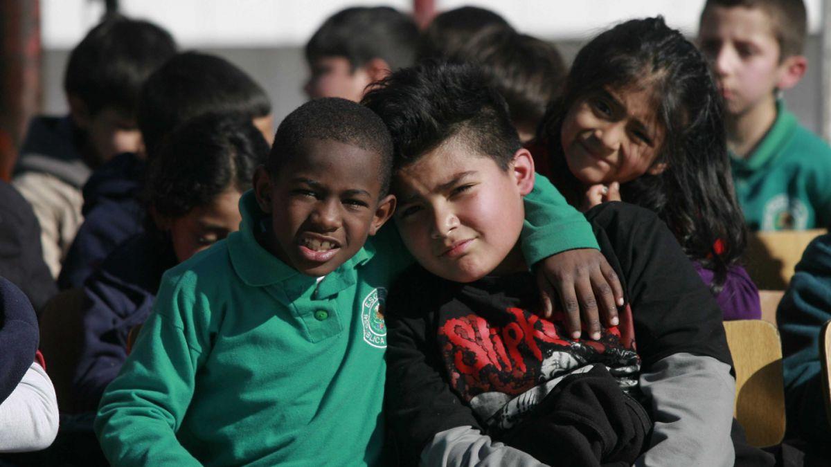 Resultado de imagen para migrantes en chile