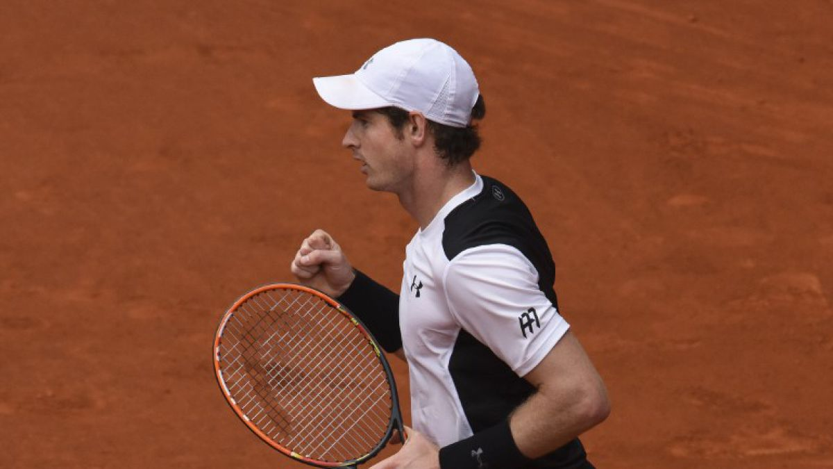Murray vence a Nadal y clasifica a la gran final del Masters 1000 de Madrid