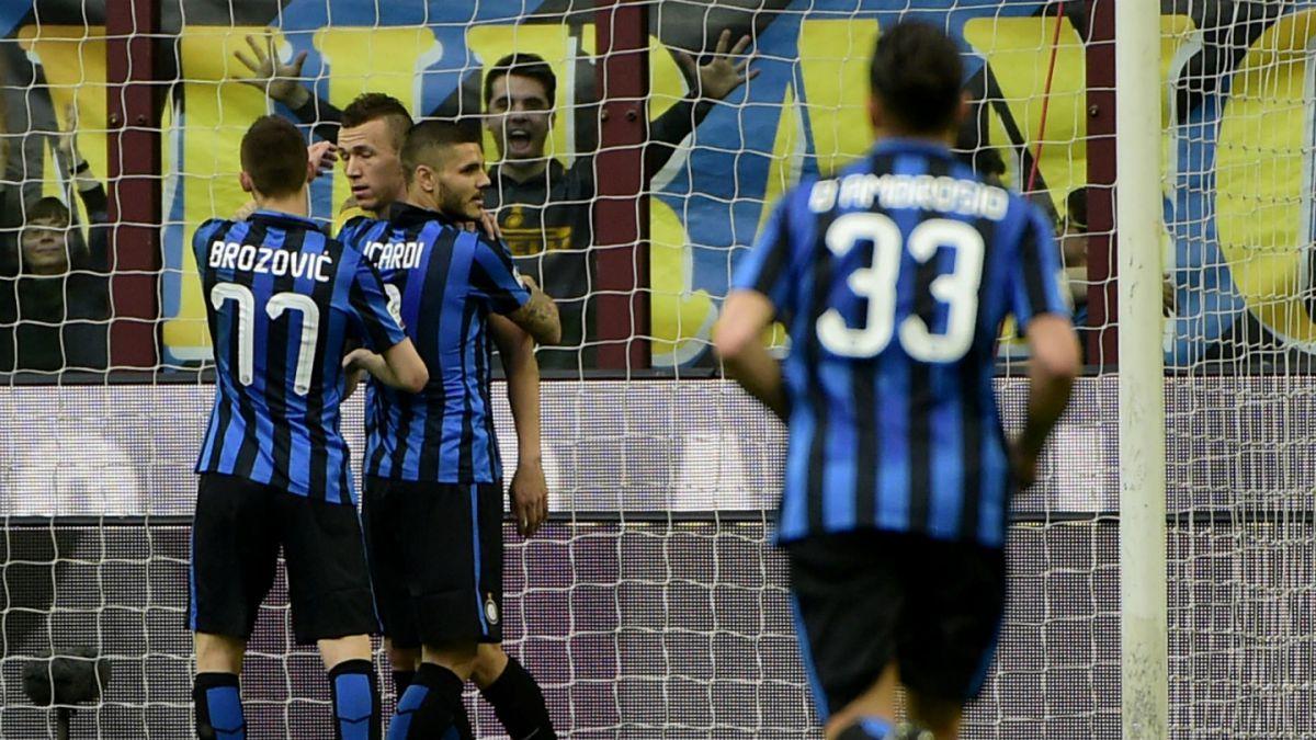 Inter de Milán asegura cuarto lugar en la Serie A y participación en Europa League