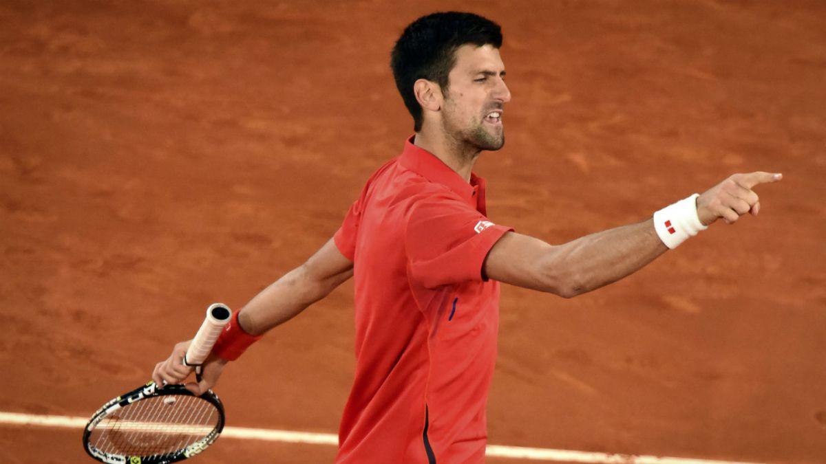 Novak Djokovic derrota a Nishikori y avanza hasta la final del Masters de Madrid