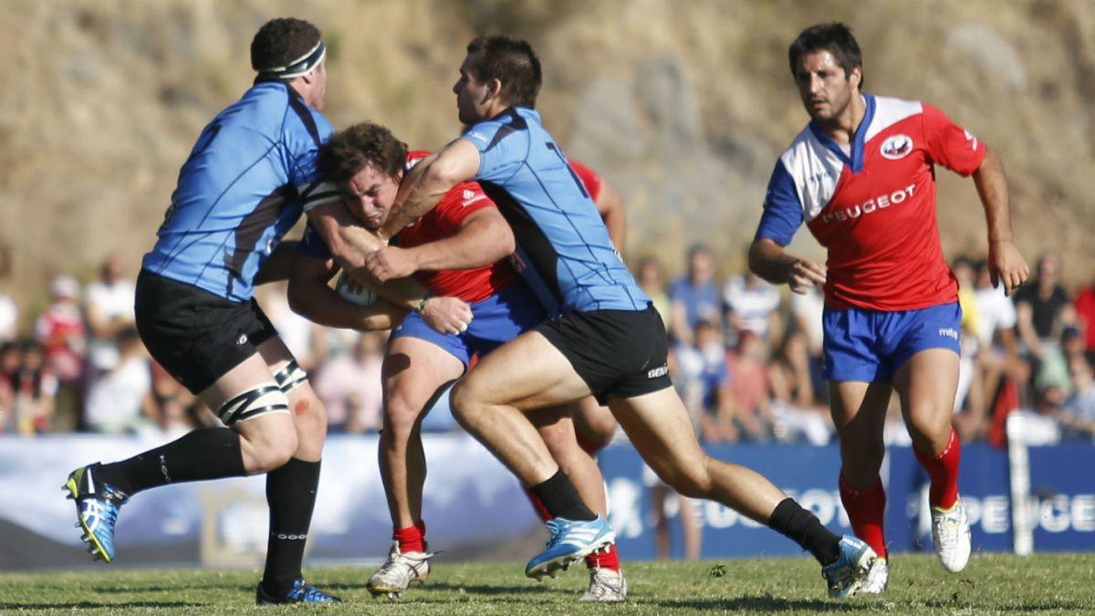 Chile cae ante Uruguay y pierde el título del Sudamericano A de rugby