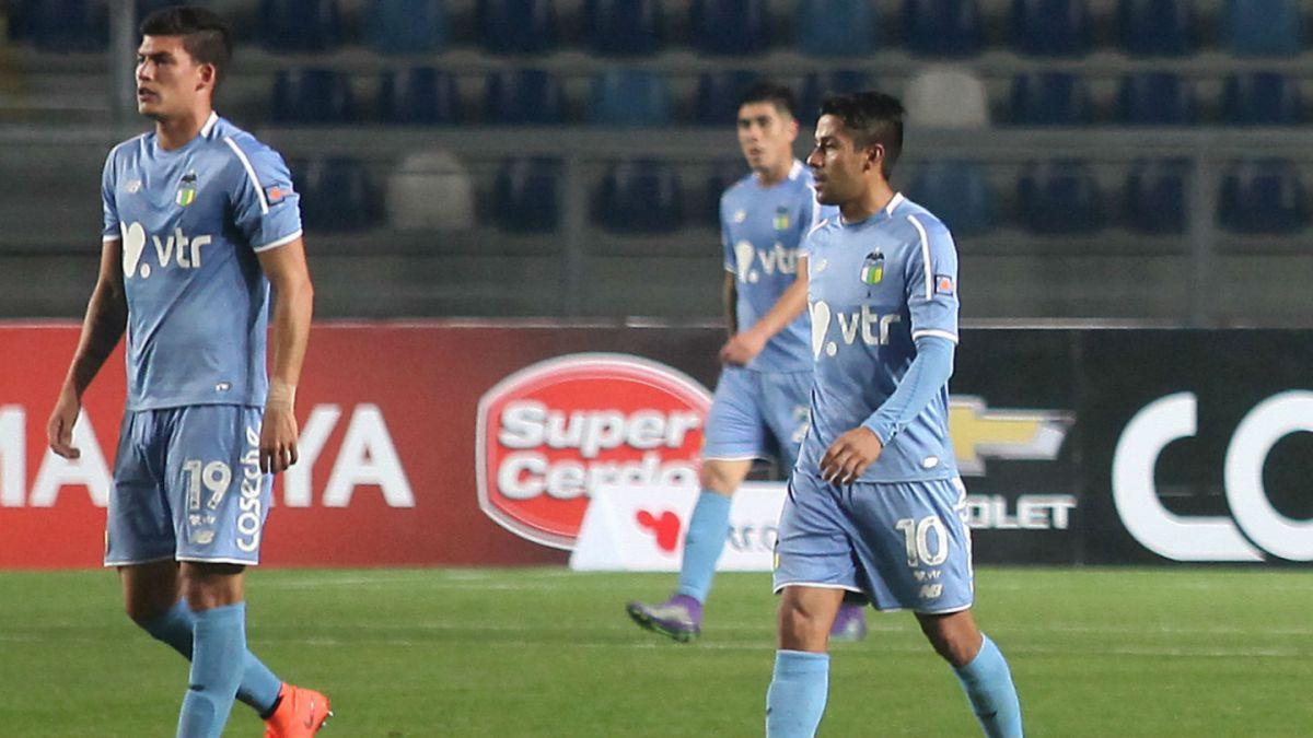 OHiggins avanza sufriendo hasta la final de la liguilla del Torneo de Clausura