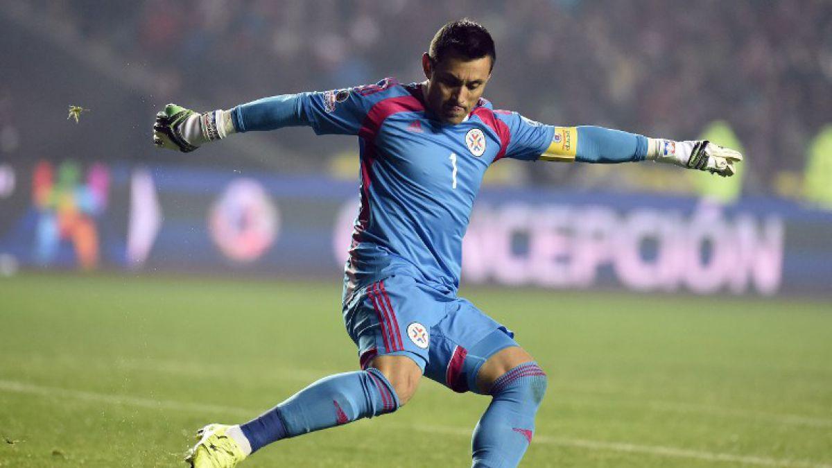 Con Villar y sin Barrios: Paraguay da a conocer lista de convocados para Copa América Centenario