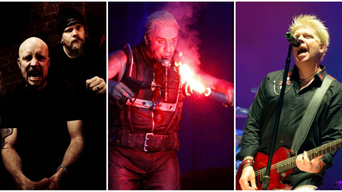 Rammstein, The Offspring y Meshuggah comandan el RockOut Fest 2016