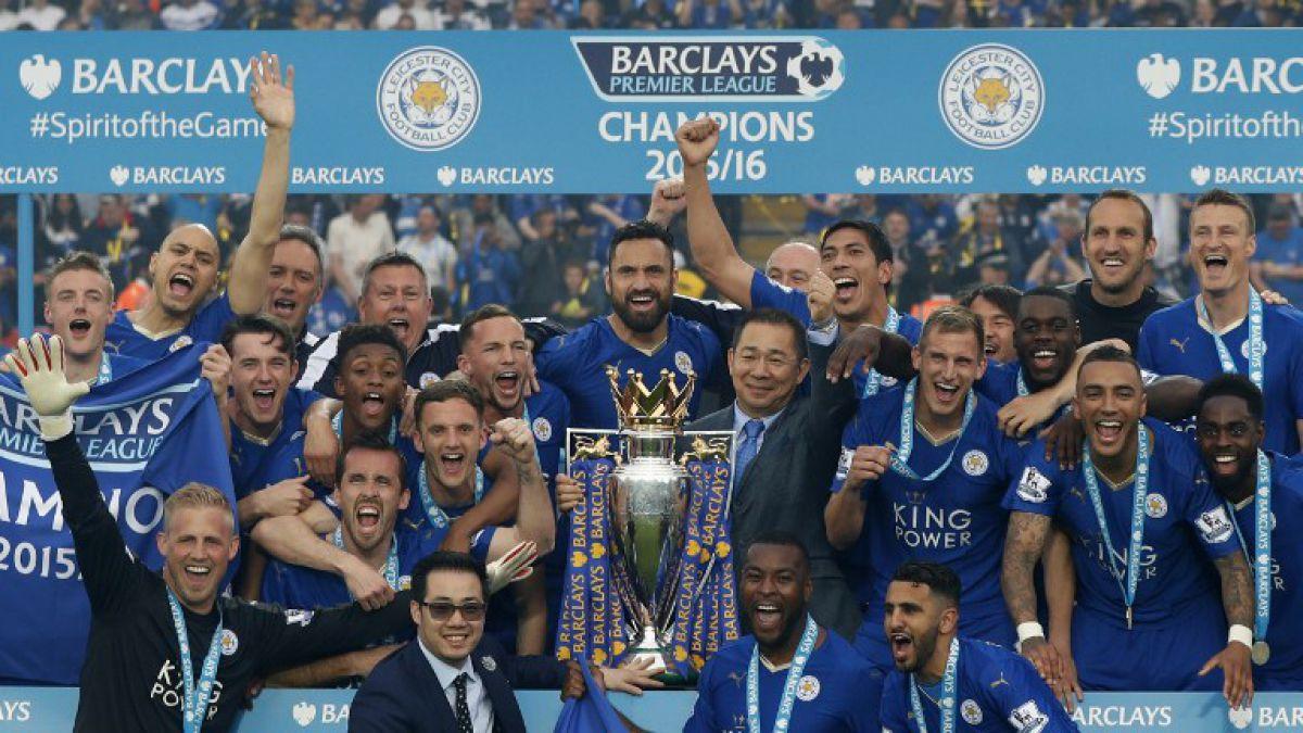 Siguen los regalos por el título: Plantel del Leicester tendrá vacaciones pagadas en Bangkok