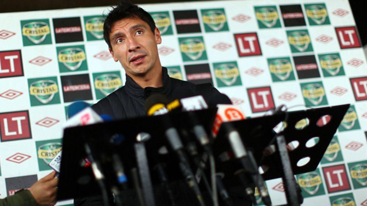 Pablo Contreras toma fuerza para asumir el cargo de gerente deportivo en Colo Colo