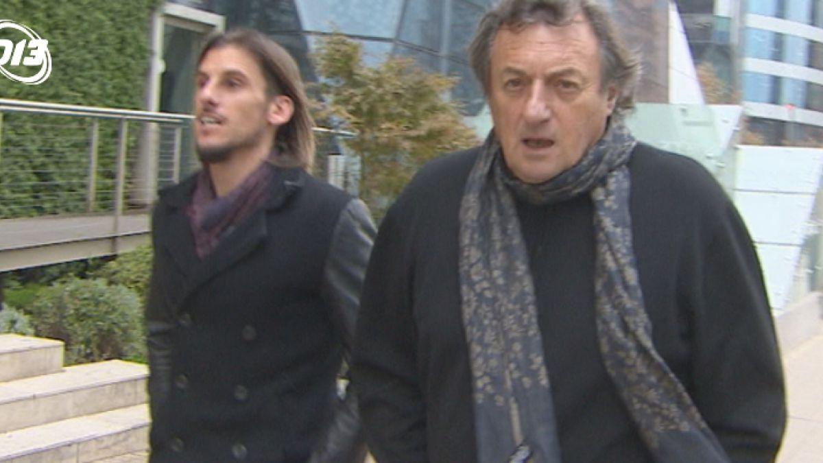 [VIDEO] A la espera de definir su futuro en la U: Beccacece tiene reunión clave con Luis Bonini