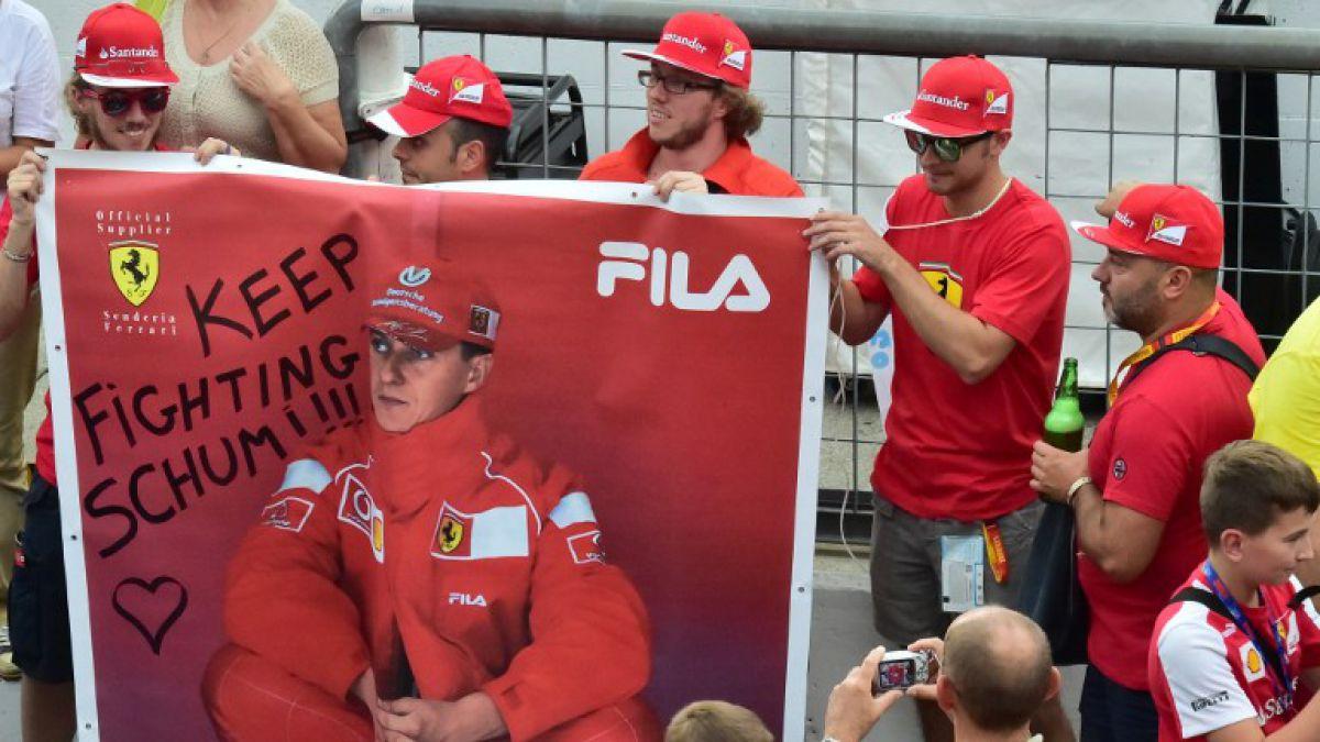 Estado de salud de Michael Schumacher habría experimentado deterioro en las últimas horas