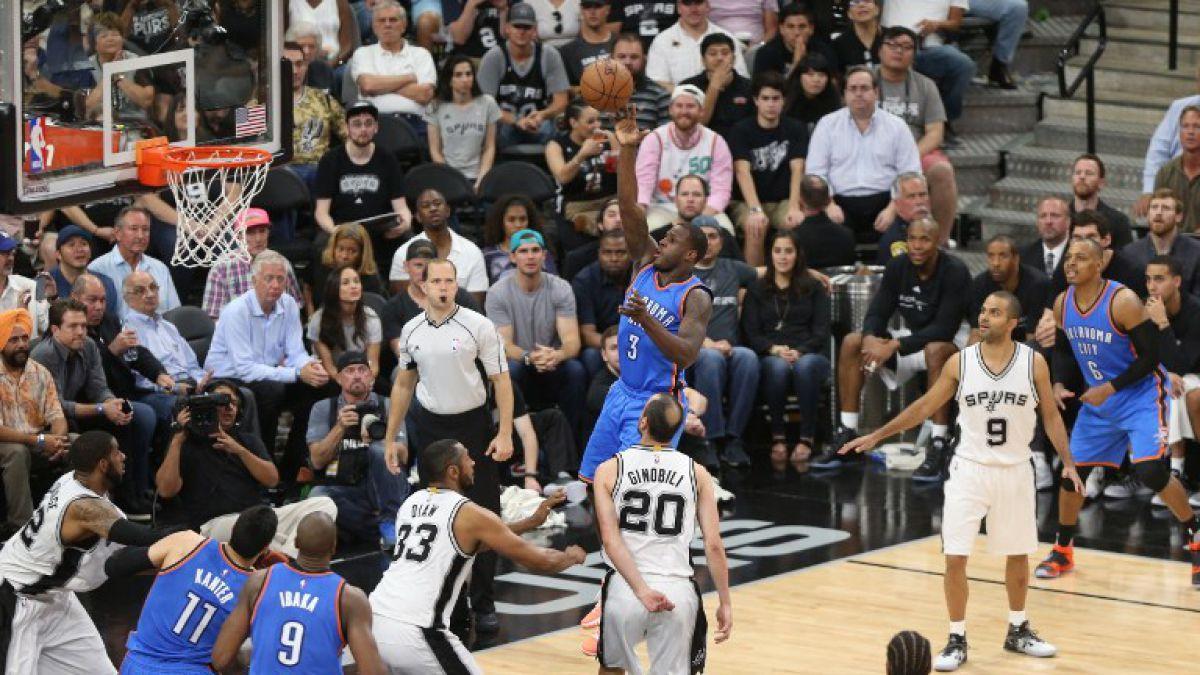Se complican los Spurs: están a una caída de ser eliminados en semis de la NBA