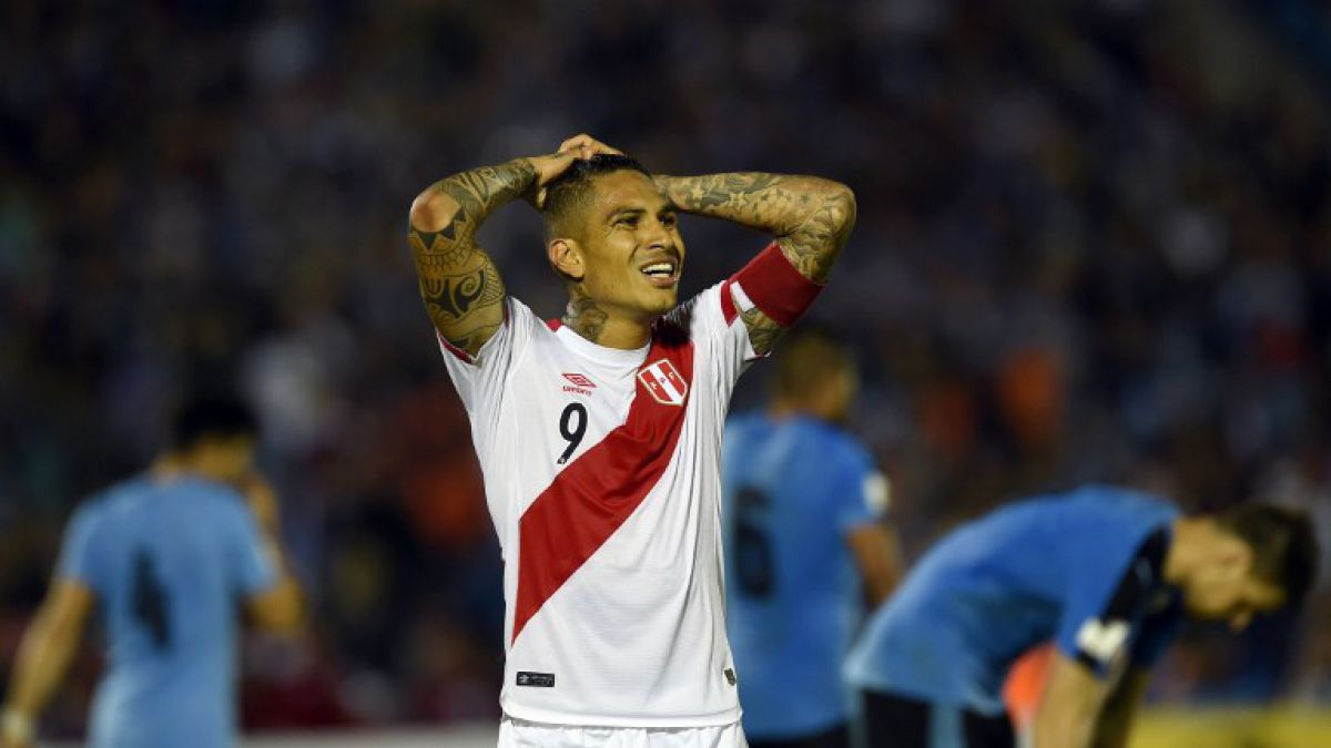 """Paolo Guerrero descarta contactos con la """"U"""" y solo piensa seguir en Flamengo"""