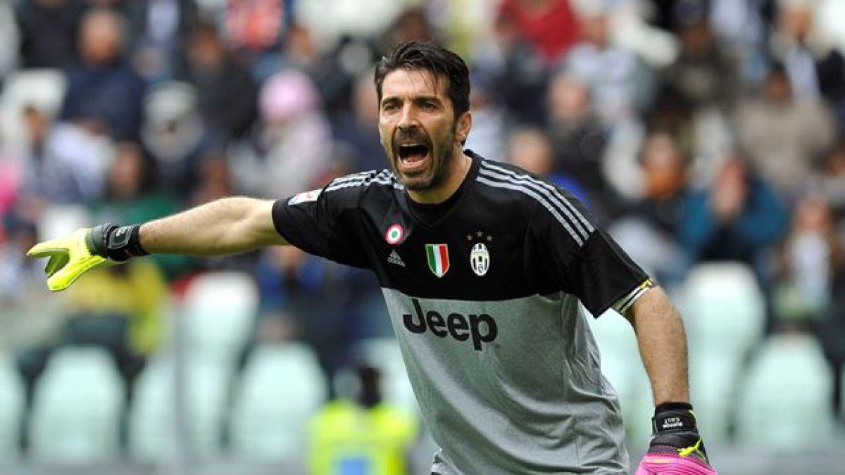 Gianluigi Buffon renueva contrato y seguirá en la Juventus hasta los 40 años