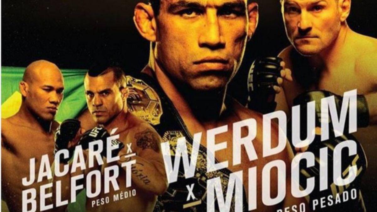 [VIDEO] Curitiba se prepara para recibir inédito evento de la UFC 198 con grandes luchadores