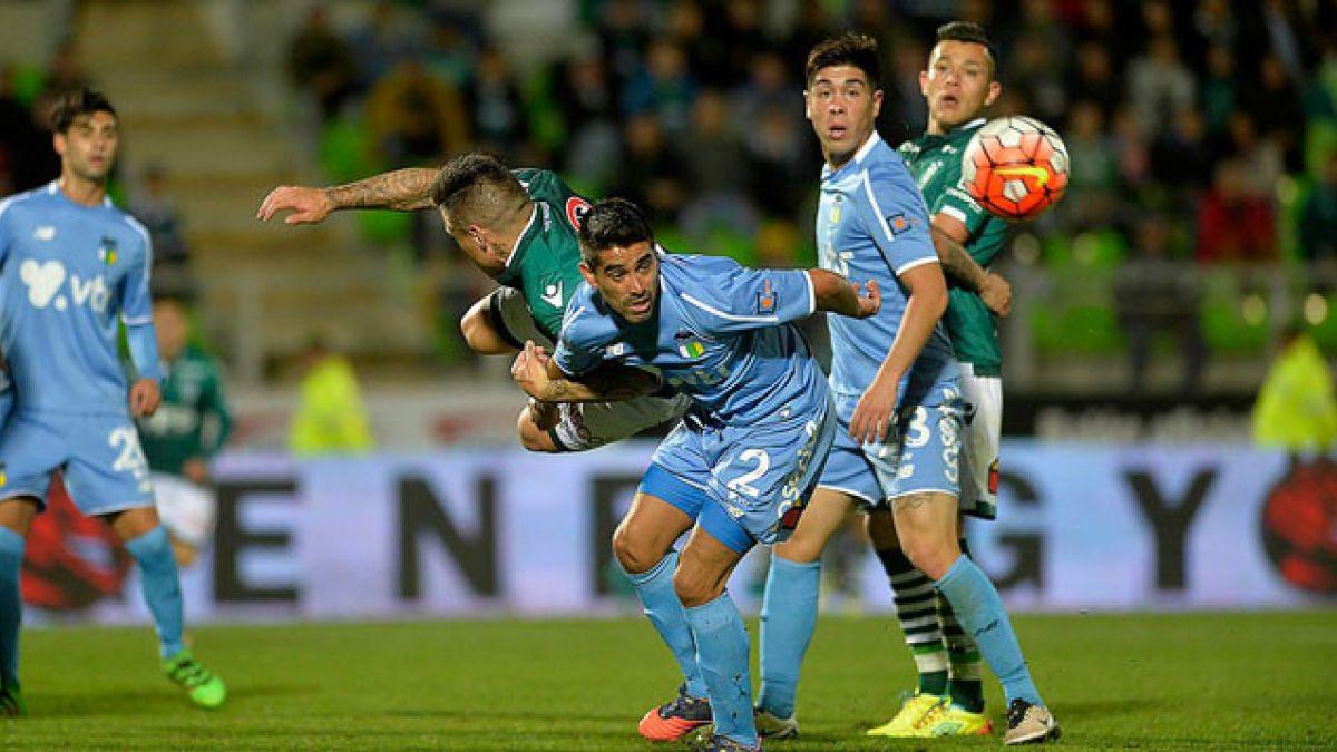 Empate entre Santiago Wanderers y O'Higgins deja en suspenso la final de la Liguilla