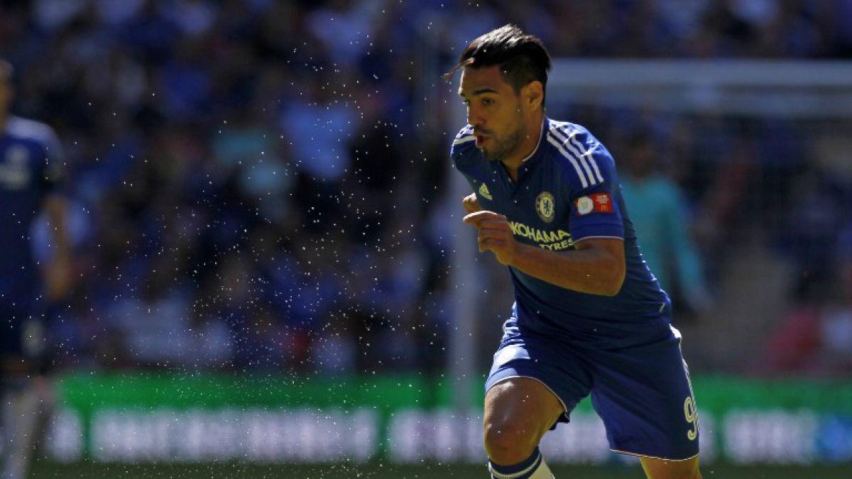 Chelsea no renovará préstamo de Radamel Falcao y deberá volver al Mónaco