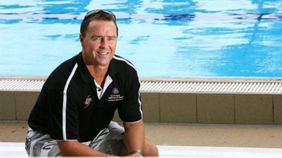 Scott Volkers vive en Brasil desde 2011 y ha trabajado con varios de los nadadores más exitosos de la natación brasileña como Thiago Pereira y Cesar Cielo.
