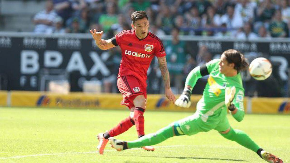 [Minuto a Minuto] Con gol de Charles Aránguiz el Leverkusen vence a Ingolstadt en Alemania