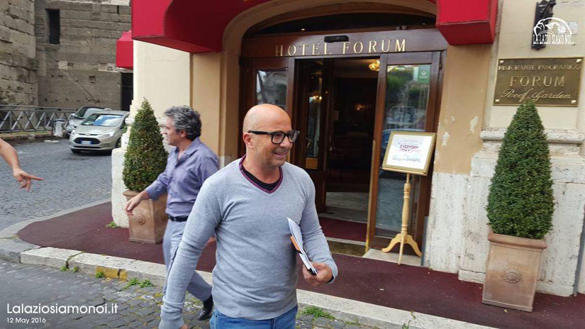 Jorge Sampaoli cada vez más cerca de ser nuevo entrenador de la Lazio