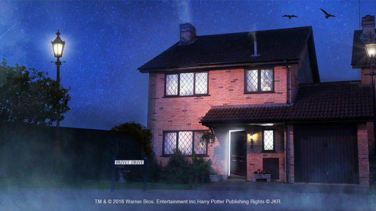Harry potter la casa de los dursley abre sus puertas - Harry potter casa ...